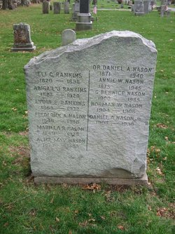 Daniel Artell Nason, Jr