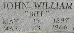 """John William """"Bill"""" Powell"""