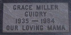 Grace <I>Miller</I> Guidry
