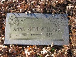 Anna Ruth Wellman