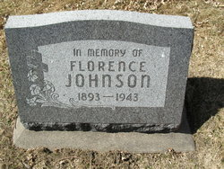 Florence Johnson