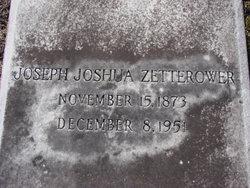 Joseph Joshua Zetterower