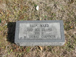 Ella <I>Ward</I> Carpenter