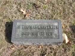 W. Thomas Carpenter