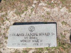 Roland Jason Ward, Sr