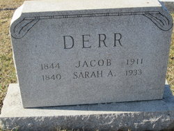 Jacob Derr