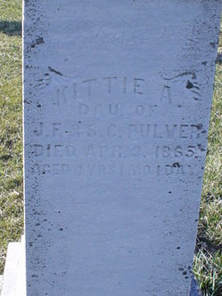 Kittie A Pulver