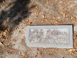 Henry F Warren