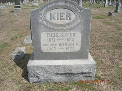 Thomas B Kier