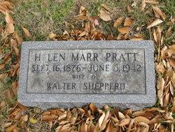 Helen Marr <I>Pratt</I> Shepperd