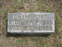 Peter Kier