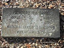 Piercy <I>Powell</I> Davis
