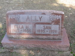 Ella M Ally