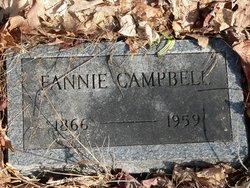 Fannie May <I>Rodman</I> Campbell
