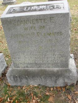Jeannette E. Plummer