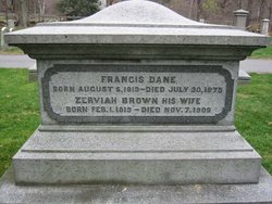Zerviah <I>Brown</I> Dane