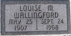 Louise M. Wallingford