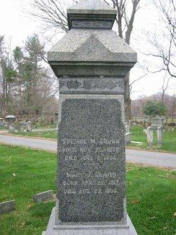 Mary J <I>Etheridge</I> Graves