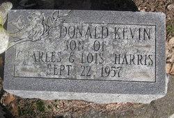 Donald Kevin Harris
