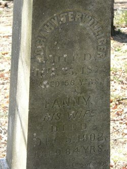 "Francis ""Fanny"" Terwilliger"