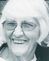 Ruth J <I>Kleeberger</I> Crane