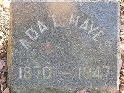 Ada L. Hayes