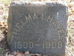 Thelma I. Hayes