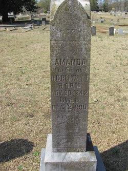 Amanda R. <I>Johnson</I> Bennett