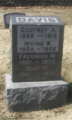 Fredrick W. Davis