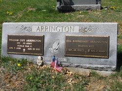 Eva <I>Rhinehart</I> Arrington