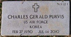 Charles Gerald Purvis