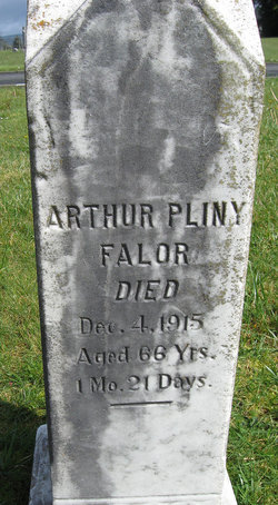 Arthur Pliny Falor