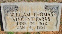 William Thomas Vincent Parks