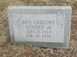 Ben Gregory Denney, Jr