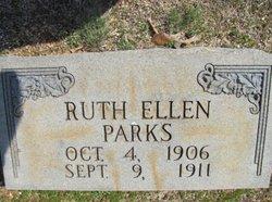 Ruth Ellen Parks
