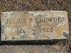 Julius Pinkney Crowder