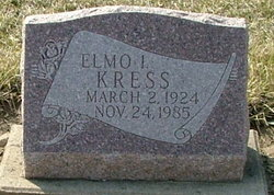 Elmo I. Kress