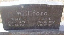 Nell F. Williford