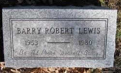 Barry Robert Lewis