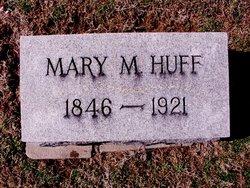 Mary <I>Martin</I> Huff