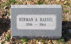 Herman A Haenel