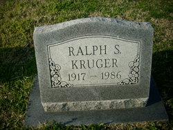 Ralph S Kruger