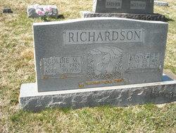 Goldie Bell <I>Mathena</I> Richardson