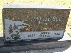 "Gerald ""Jerry"" Caldwell"