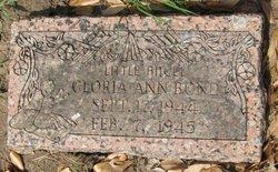 Gloria Ann Bond