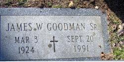 James W Goodman, Sr