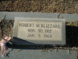 Corp Robert M. Blizzard