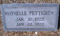 Ruthelle Pettigrew