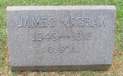 James Frances McGraw, Sr