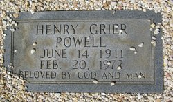 Henry Grier Powell